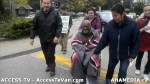 120  AHA MEDIA supports Homeless Dave Hunger Strike to City Hall in Vancouver
