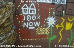 122 AHA MEDIA  and ACCESS TV films Paint Party for Housing inVancouver