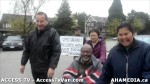 122  AHA MEDIA supports Homeless Dave Hunger Strike to City Hall in Vancouver