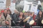 126  AHA MEDIA supports Homeless Dave Hunger Strike to City Hall inVancouver