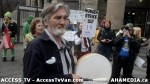 13  AHA MEDIA supports Homeless Dave Hunger Strike to City Hall in Vancouver