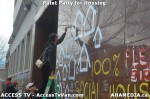 131 AHA MEDIA  and ACCESS TV films Paint Party for Housing in Vancouver