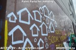139 AHA MEDIA  and ACCESS TV films Paint Party for Housing in Vancouver