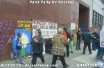 144 AHA MEDIA  and ACCESS TV films Paint Party for Housing in Vancouver