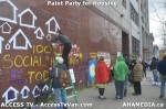 146 AHA MEDIA  and ACCESS TV films Paint Party for Housing inVancouver