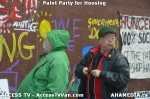 148 AHA MEDIA  and ACCESS TV films Paint Party for Housing in Vancouver