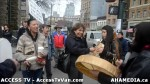 15  AHA MEDIA supports Homeless Dave Hunger Strike to City Hall inVancouver