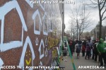150 AHA MEDIA  and ACCESS TV films Paint Party for Housing inVancouver