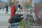 151 AHA MEDIA  and ACCESS TV films Paint Party for Housing in Vancouver