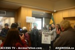 156  AHA MEDIA supports Homeless Dave Hunger Strike to City Hall inVancouver