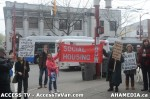 16  AHA MEDIA supports Homeless Dave Hunger Strike to City Hall in Vancouver