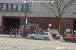 162 AHA MEDIA  and ACCESS TV films Paint Party for Housing inVancouver