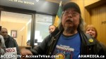 169  AHA MEDIA supports Homeless Dave Hunger Strike to City Hall in Vancouver