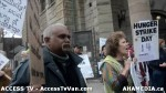 17  AHA MEDIA supports Homeless Dave Hunger Strike to City Hall inVancouver