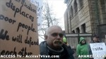 18  AHA MEDIA supports Homeless Dave Hunger Strike to City Hall in Vancouver