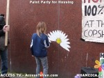 181 AHA MEDIA  and ACCESS TV films Paint Party for Housing inVancouver