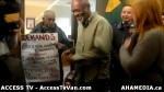 186  AHA MEDIA supports Homeless Dave Hunger Strike to City Hall in Vancouver