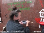 197 AHA MEDIA  and ACCESS TV films Paint Party for Housing inVancouver