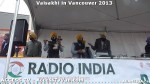 205 AHA MEDIA  and ACCESS TV at Vaisakhi Parade in Vancouver