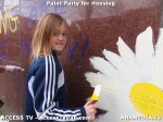 207 AHA MEDIA  and ACCESS TV films Paint Party for Housing in Vancouver