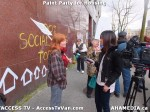 208 AHA MEDIA  and ACCESS TV films Paint Party for Housing in Vancouver