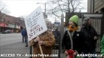 21  AHA MEDIA supports Homeless Dave Hunger Strike to City Hall inVancouver
