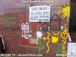 220 AHA MEDIA  and ACCESS TV films Paint Party for Housing in Vancouver