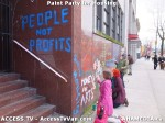 243 AHA MEDIA  and ACCESS TV films Paint Party for Housing in Vancouver