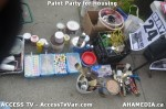 27 AHA MEDIA  and ACCESS TV films Paint Party for Housing in Vancouver