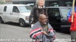 28  AHA MEDIA supports Homeless Dave Hunger Strike to City Hall in Vancouver