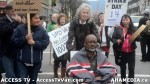 29  AHA MEDIA supports Homeless Dave Hunger Strike to City Hall in Vancouver