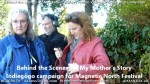 3 AHA MEDIA films Behind the Scene Promo Vid for My Mother's Story inVancouver