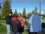 301 AHA MEDIA films Behind the Scene Promo Vid for My Mother's Story inVancouver