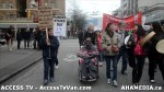 32  AHA MEDIA supports Homeless Dave Hunger Strike to City Hall in Vancouver