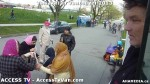 354 AHA MEDIA  and ACCESS TV at Vaisakhi Parade in Vancouver