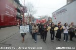 40  AHA MEDIA supports Homeless Dave Hunger Strike to City Hall inVancouver