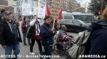 42  AHA MEDIA supports Homeless Dave Hunger Strike to City Hall in Vancouver