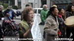50  AHA MEDIA supports Homeless Dave Hunger Strike to City Hall inVancouver