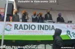 53 AHA MEDIA  and ACCESS TV at Vaisakhi Parade in Vancouver