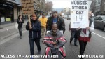 56  AHA MEDIA supports Homeless Dave Hunger Strike to City Hall inVancouver