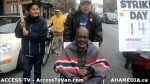 59  AHA MEDIA supports Homeless Dave Hunger Strike to City Hall inVancouver