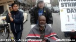 60  AHA MEDIA supports Homeless Dave Hunger Strike to City Hall in Vancouver