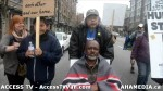 61  AHA MEDIA supports Homeless Dave Hunger Strike to City Hall in Vancouver