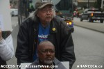 69  AHA MEDIA supports Homeless Dave Hunger Strike to City Hall in Vancouver