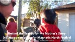 8 AHA MEDIA films Behind the Scene Promo Vid for My Mother's Story inVancouver