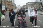 80  AHA MEDIA supports Homeless Dave Hunger Strike to City Hall in Vancouver