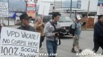 83  AHA MEDIA supports Homeless Dave Hunger Strike to City Hall in Vancouver