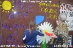 84 AHA MEDIA  and ACCESS TV films Paint Party for Housing inVancouver