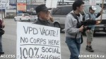 85  AHA MEDIA supports Homeless Dave Hunger Strike to City Hall inVancouver