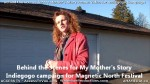 9 AHA MEDIA films Behind the Scene Promo Vid for My Mother's Story inVancouver
